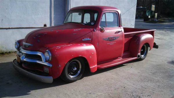 1954 Chevy Pickup with a twin-turbo 5.3 L LSx V8