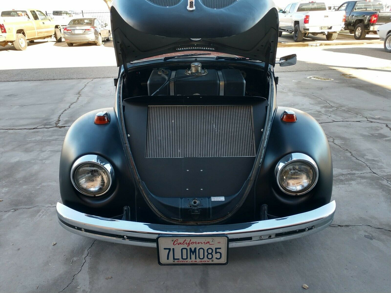 For Sale: 1968 Beetle with a 2 4 L Ecotec Inline-Four