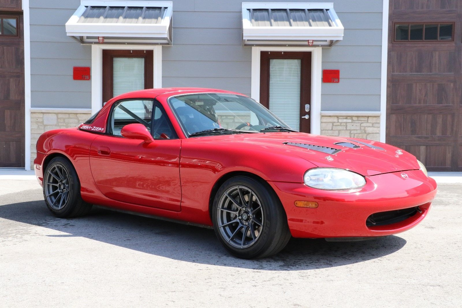 For Sale: 1999 Miata with a LS3 V8 – Engine Swap Depot