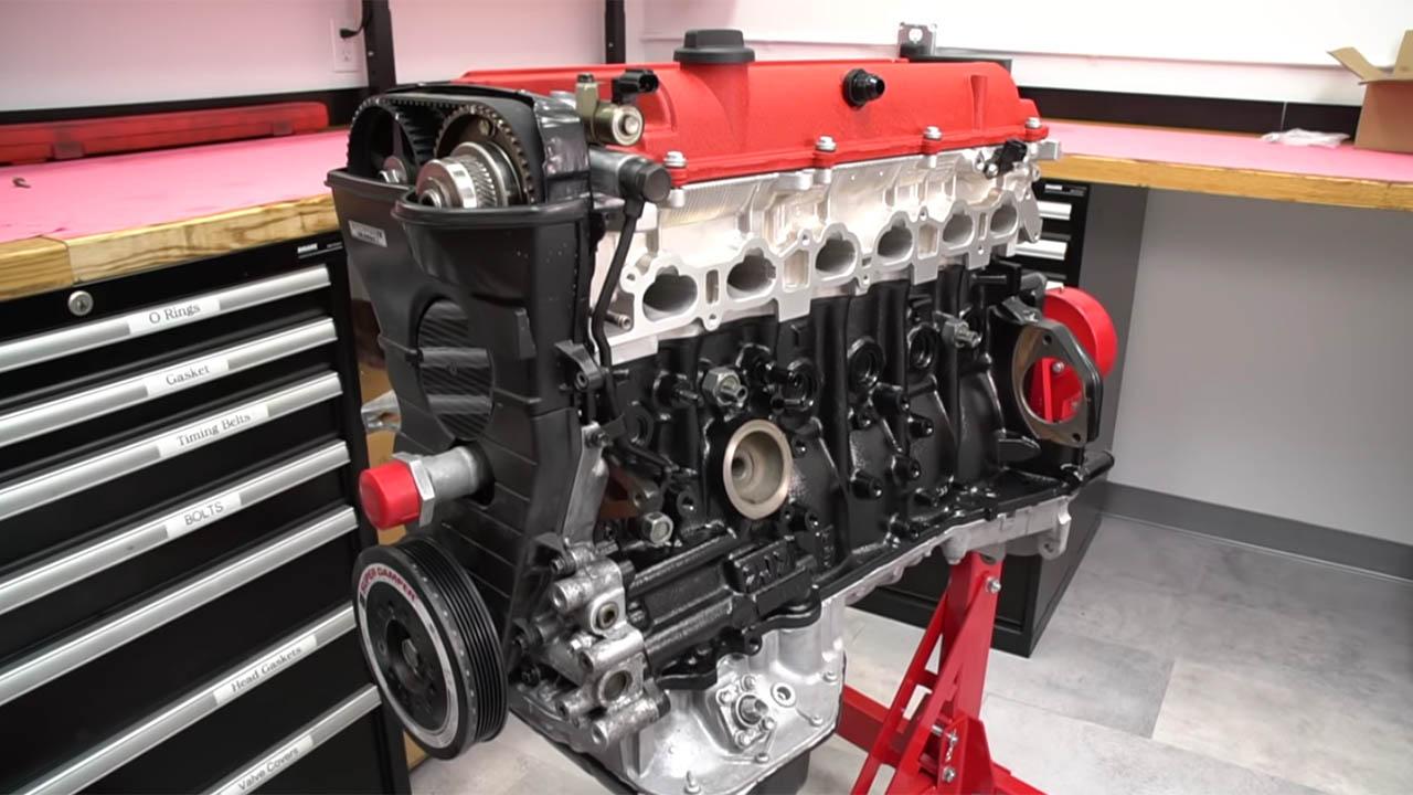 2JZ-GTE Teardown and Assembly by Stephan Papadakis – Engine Swap Depot