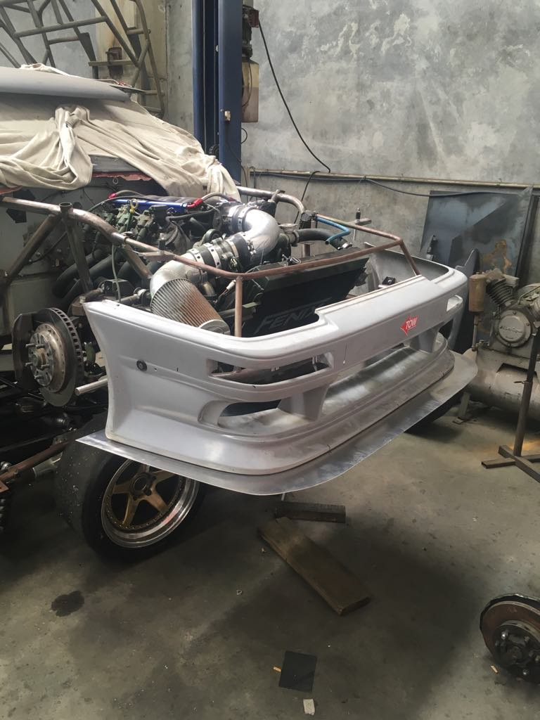 Toyota AE86 with a LS1 V8 – Engine Swap Depot on