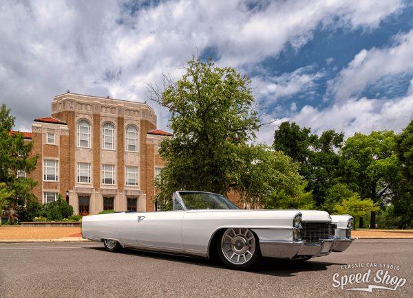 1965 Cadillac Eldorado with a LS3 V8