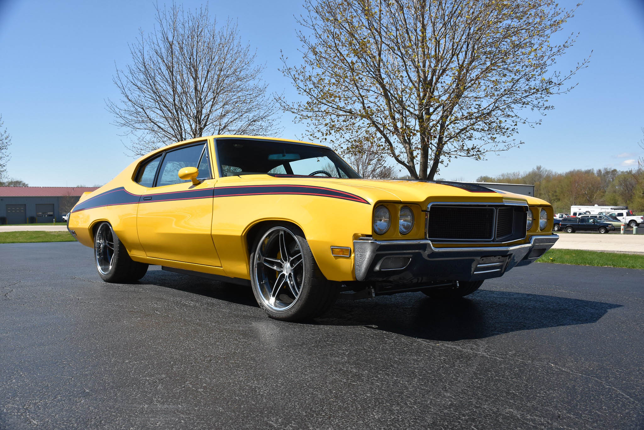 1970 Buick Skylark with a LS7 V8