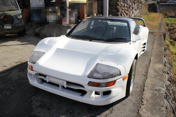 1994 SARD MC8 with a twin-turbo 1UZ V8