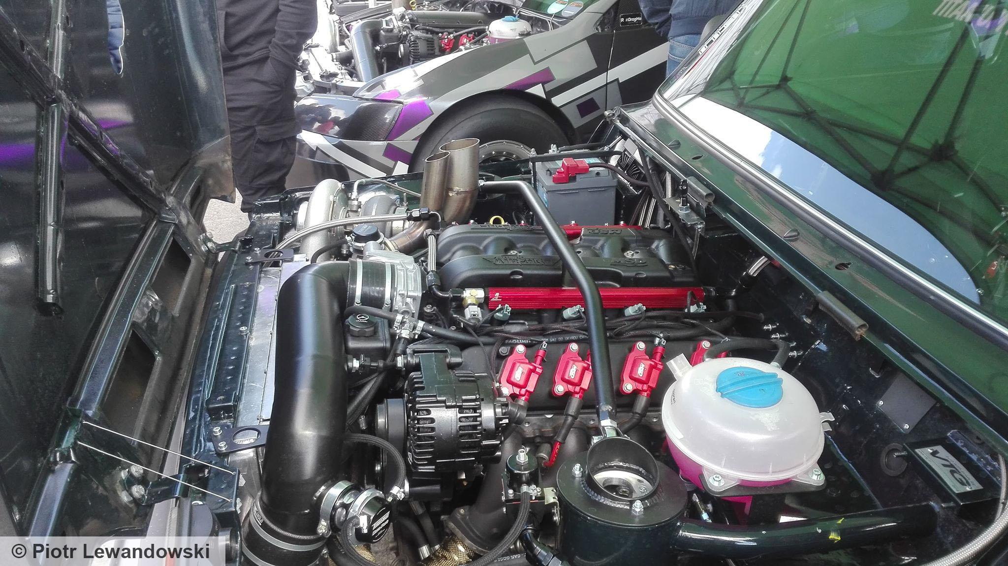 AWD Lada Niva with a Turbo V8 – Engine Swap Depot