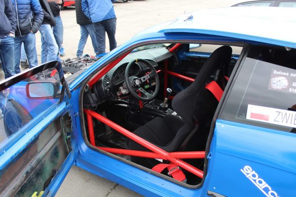 BMW E36 with a M62B44 V8