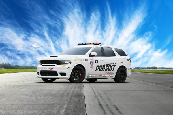Dodge Durango SRT with a Supercharged Hellcat Redeye V8
