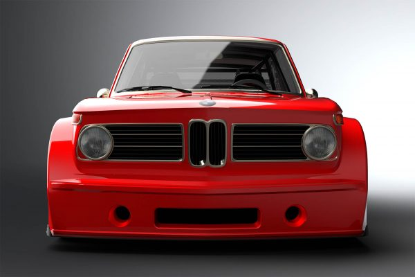 Gruppe5 BMW 2002 with a S85 V10