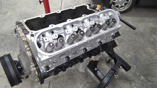 Project Firebolt Toyota Tacoma with a Turbo LSx V8