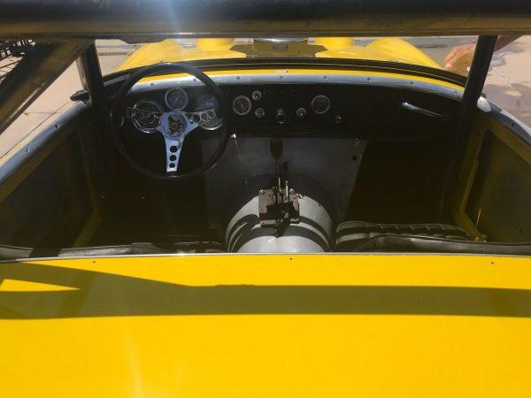 1959 Austin Healey Sprite with a Chevy V8