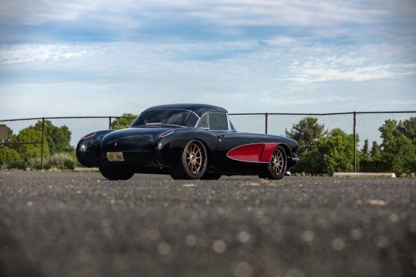 1960 Corvette with a LS7 V8
