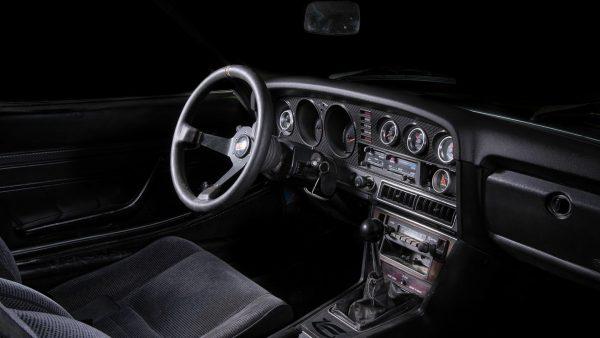 1977 Celica with a turbo 1UZ V8