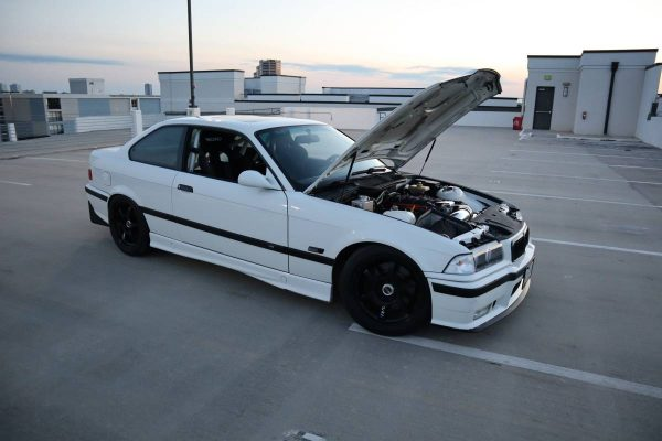1996 BMW M3 with a LS2 V8