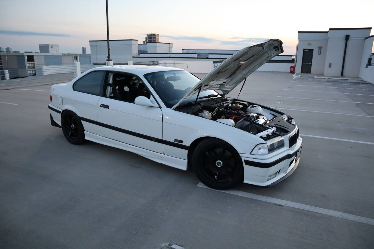 For Sale 1996 Bmw M3 With A Ls2 V8 Engine Swap Depot