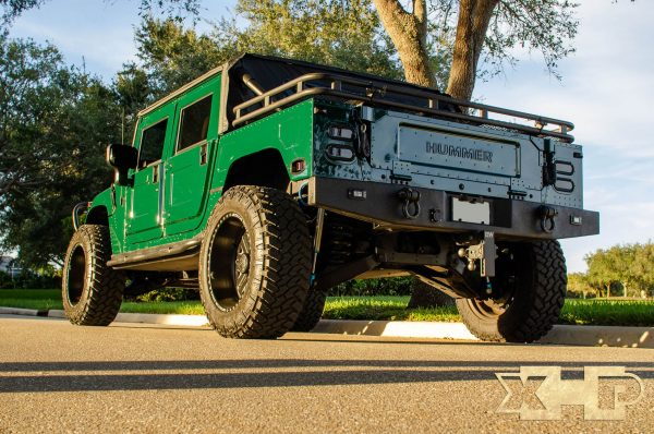 1996 Hummer H1 with a turbo Duramax V8