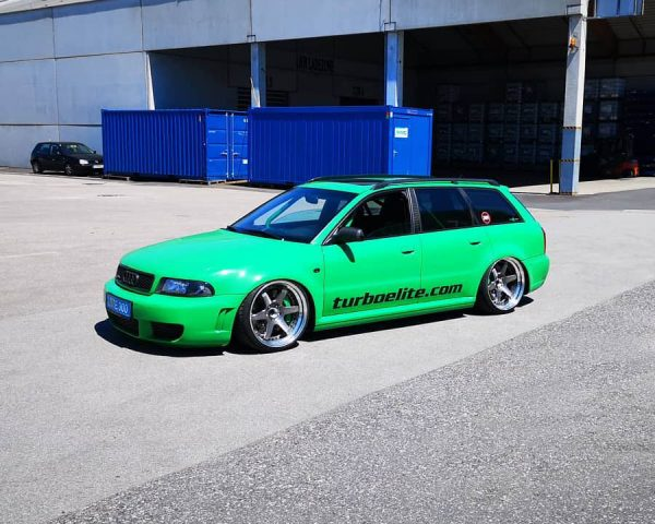 Audi RS4 Wagon with a 1000 hp Turbo VR6