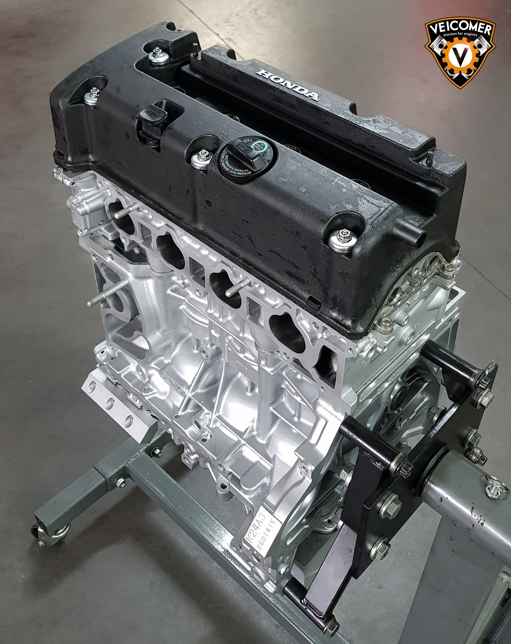 Civic EG6 with a 2 7 L K24 – Engine Swap Depot