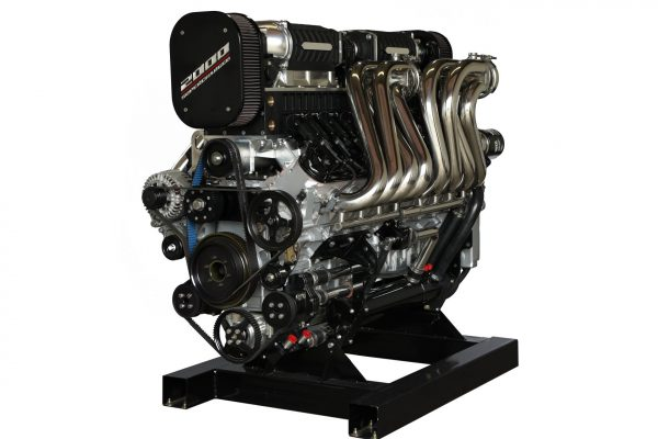 Sixteen Power twin-supercharged LSx V16