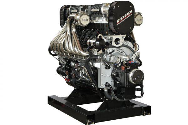 Sixteen Power twin-supercharged LSx V16