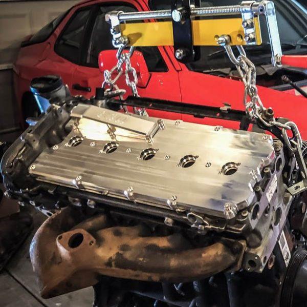 VW 2.5 L Inline-Five Swap Kit for Porsche 944