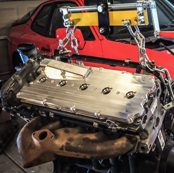 Vw 2 5 L Inline Five Swap Kit For Porsche 944 Engine Swap Depot