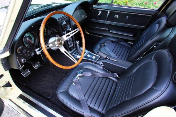 1967 Corvette with a LS7 V8