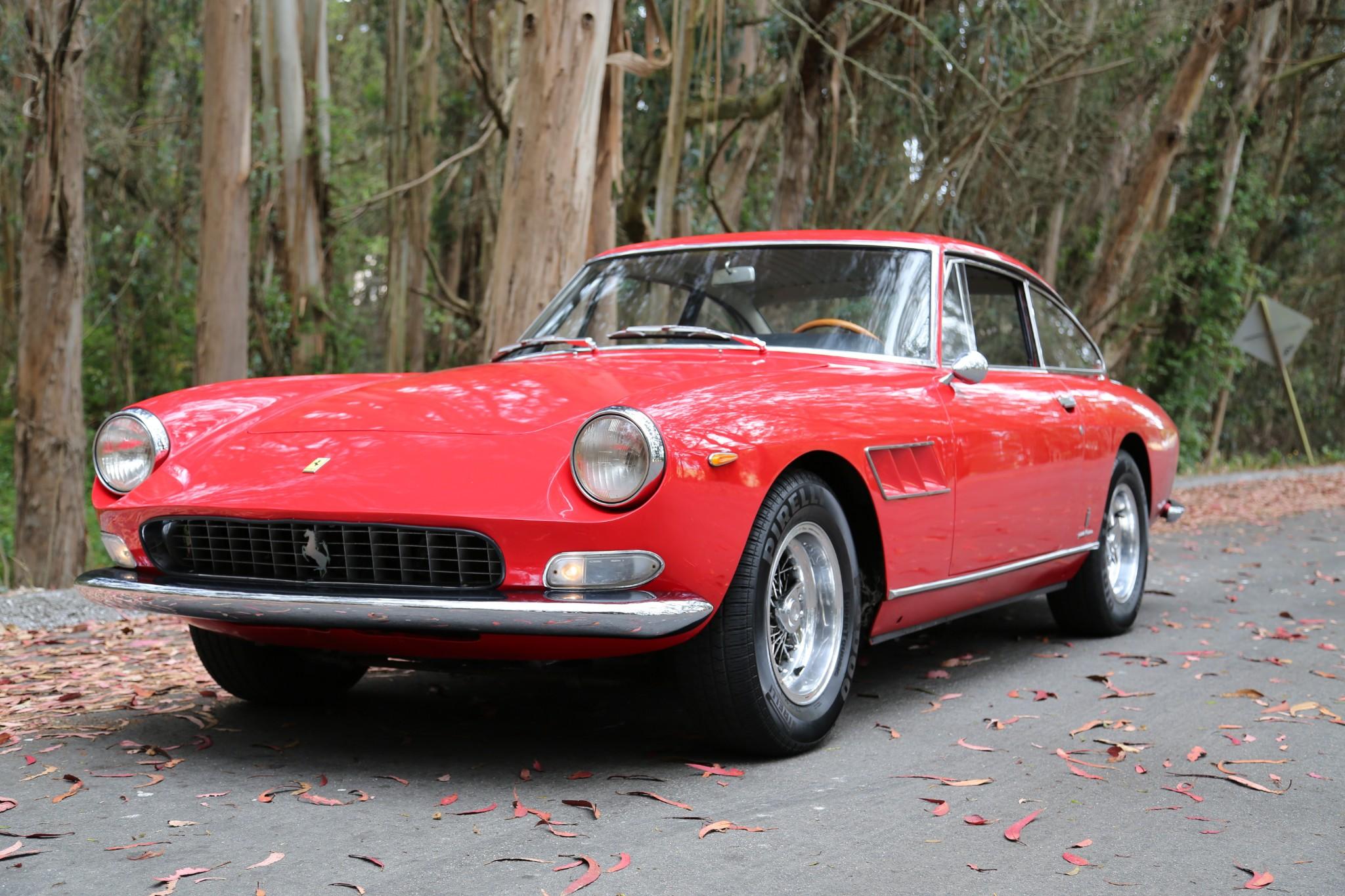 For Sale: 1967 Ferrari 330 GT with a LS1 V8 – Engine Swap Depot