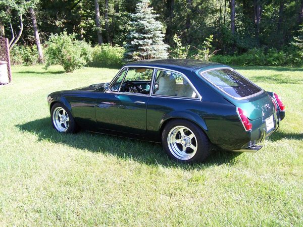 1974 MGB GT with Ford 302 V8