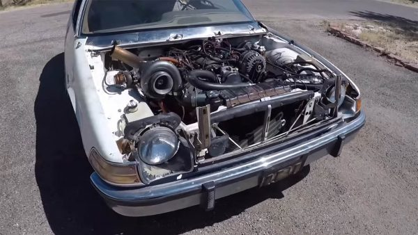 1975 Pacer with a Turbo LSx V8