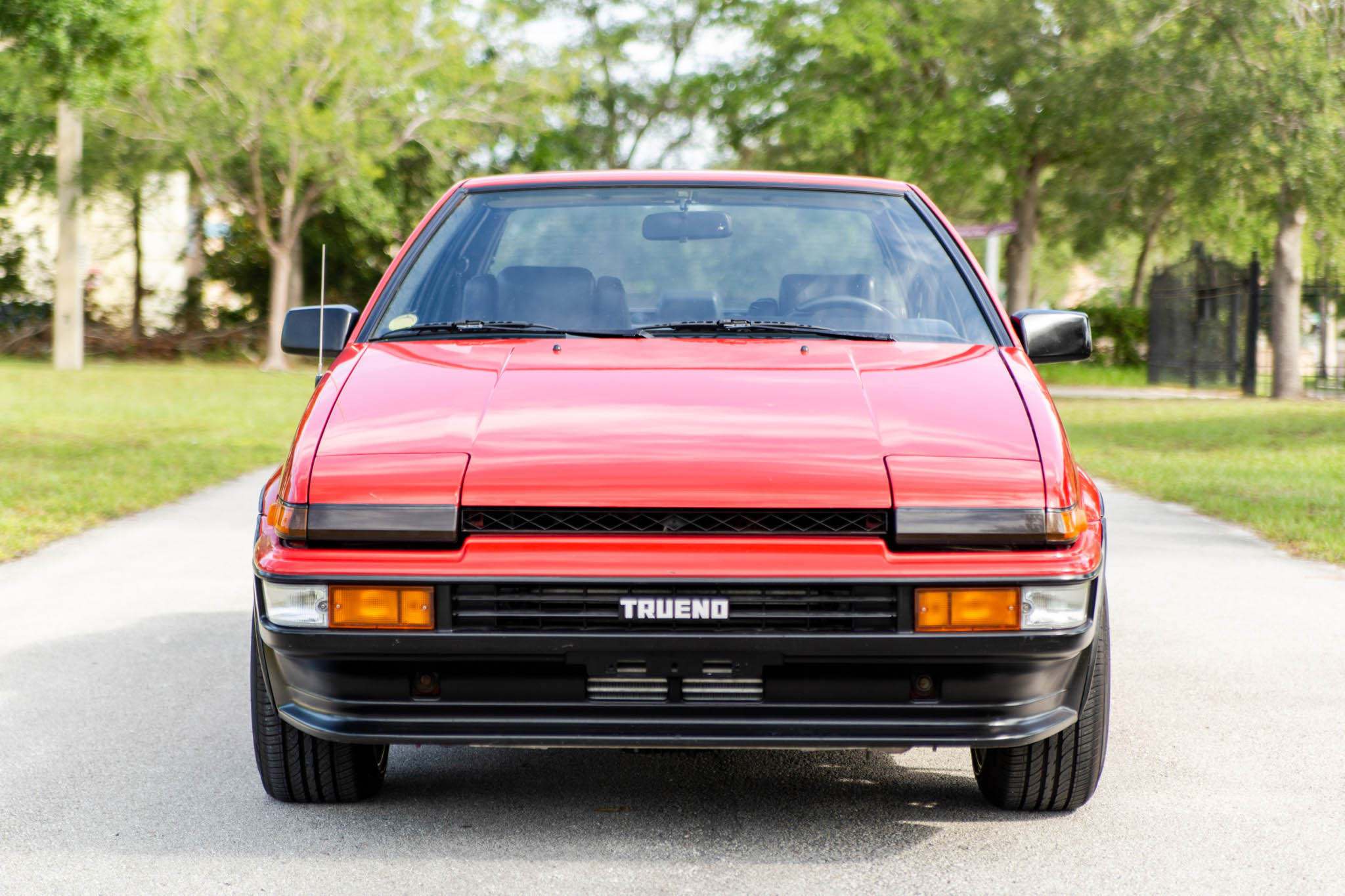 1987 Corolla GT-S with a Turbo 2 4 L F-Series Inline-Four