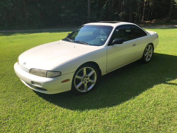 1995 Nissan 240SX with a 5.7 LS1 V8