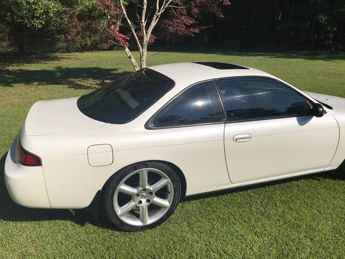 For Sale: 1995 Nissan 240SX with a LS1 V8 – Engine Swap Depot