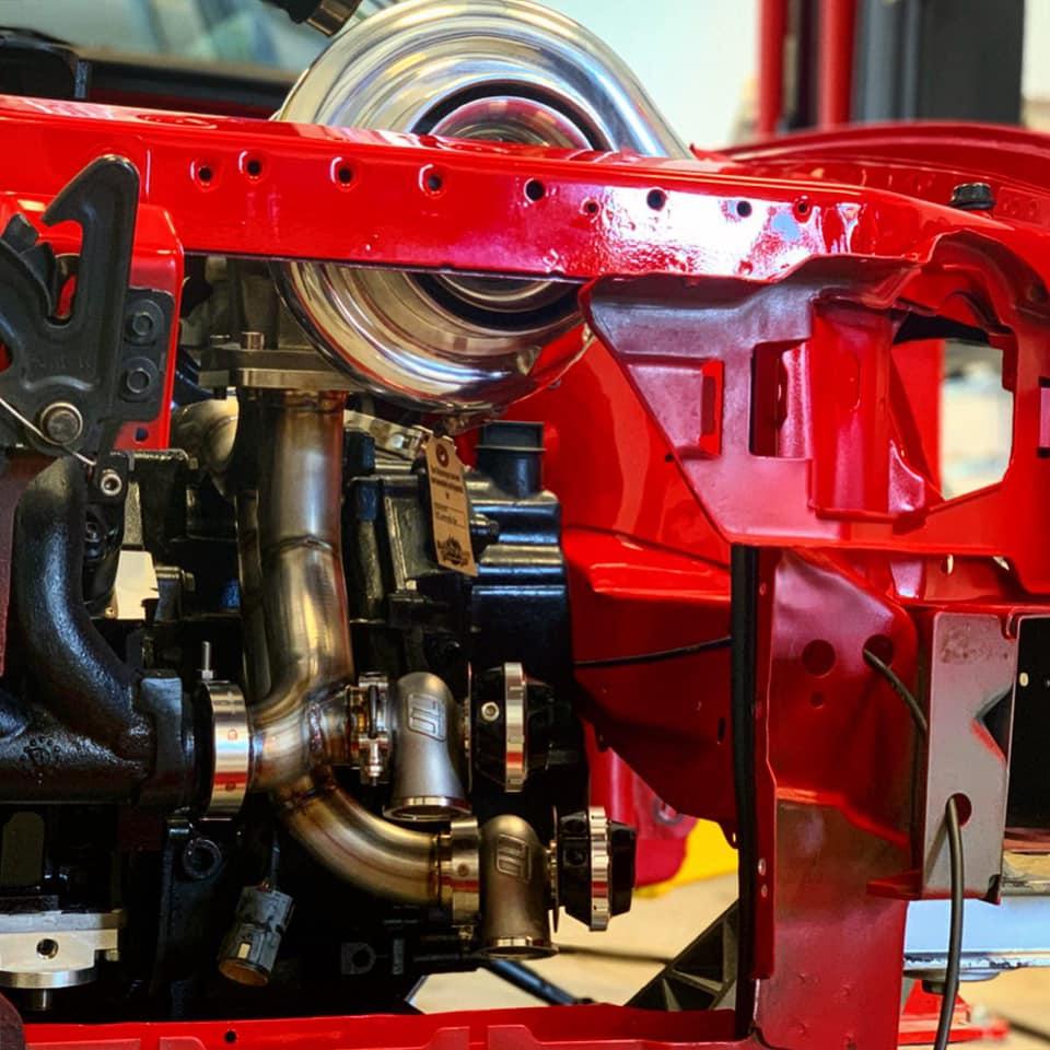 2000 Pontiac Grand Prix GTP with a Turbo LS4 V8 – Engine Swap Depot