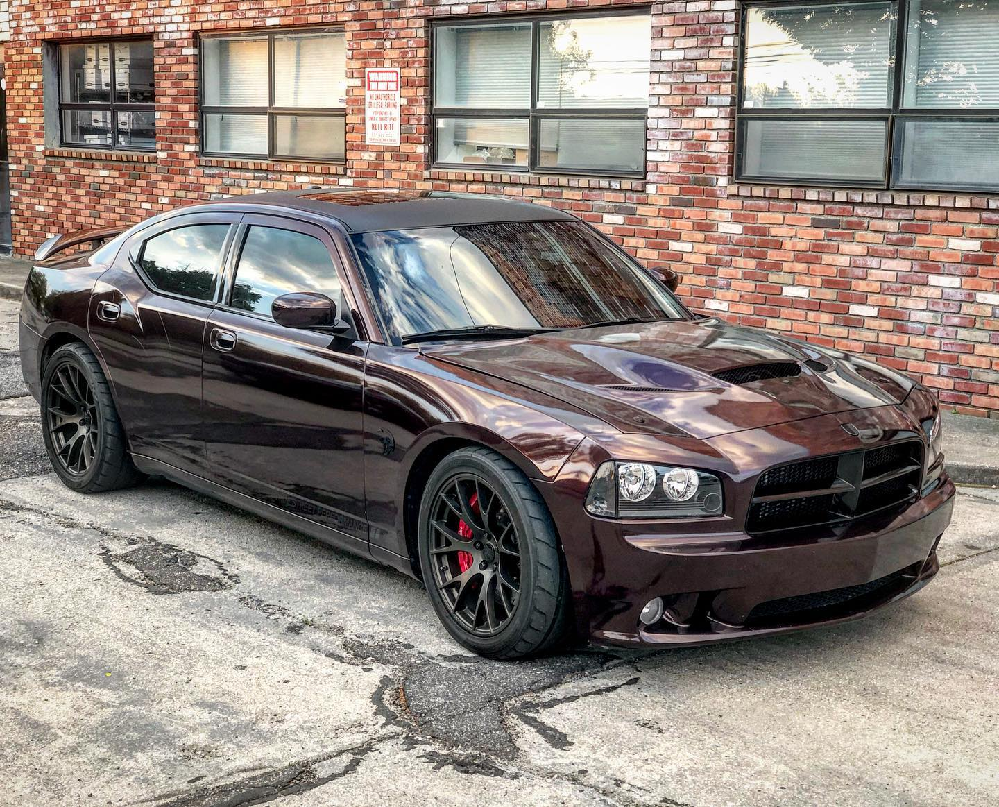 Hellcat Charger For Sale >> 2007 Charger with a Hellcat V8 – Engine Swap Depot