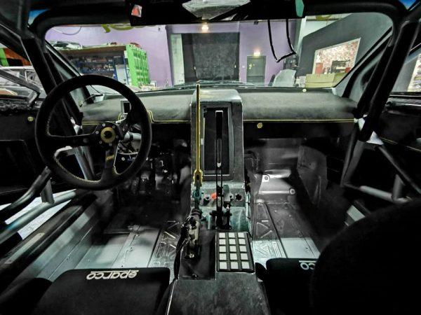 Aston Martin Vantage with a Twin-Turbo LSx V8