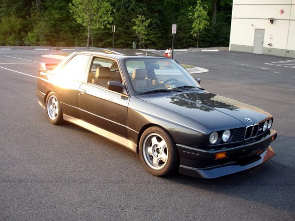 BMW E30 M3 with a Dinan 5.7 L S85 V10