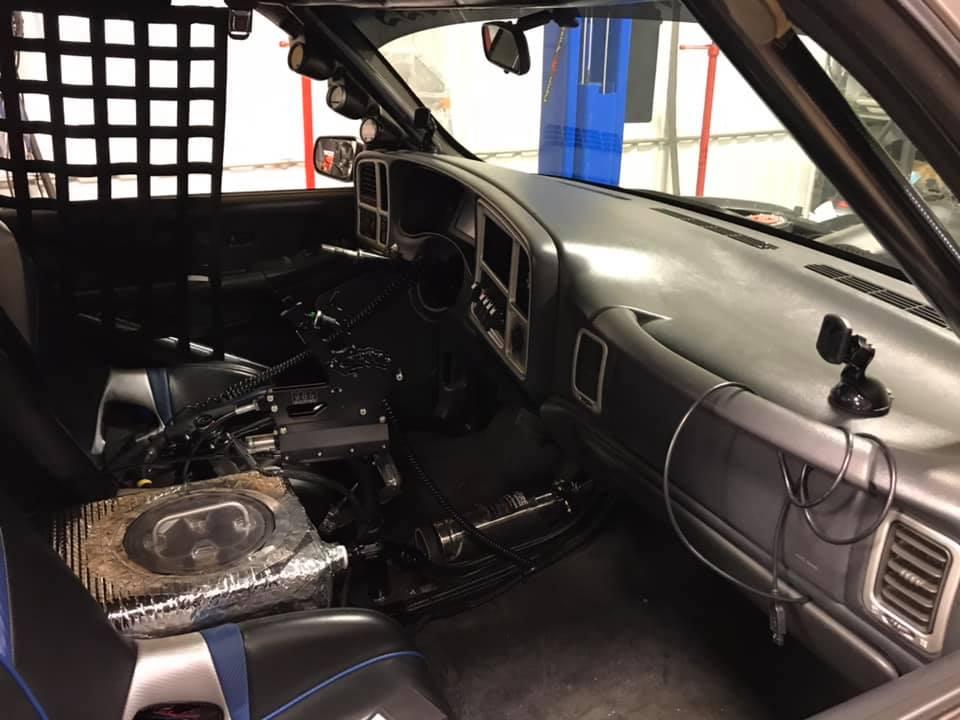 Chevy Silverado with a Twin-Turbo 376 LSX V8 – Engine Swap Depot