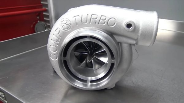 Comp turbocharger going in Project Firebolt Toyota Tacoma with a LSx V8