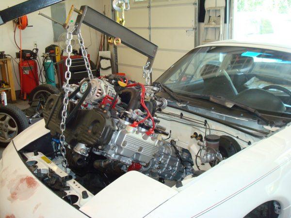 302 Miata Swap Kit
