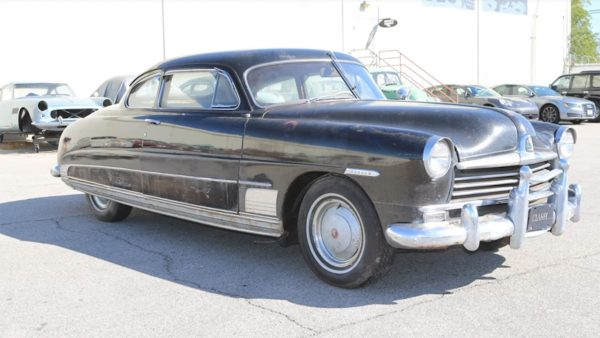 1949 Hudson Super Six with a Supercharged LS9 V8