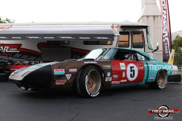 1969 Dodge Charger with a R5-P7 NASCAR V8