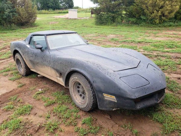 1980 Corvette with a 6.2 L Detroit Diesel V8