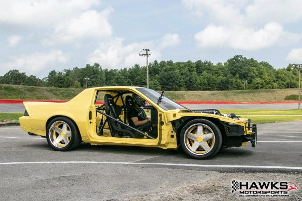 1985 Camaro IROC-Z with a Supercharged 388 ci LSX V8