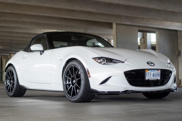 2016 MX-5 Miata with a LS3 V8