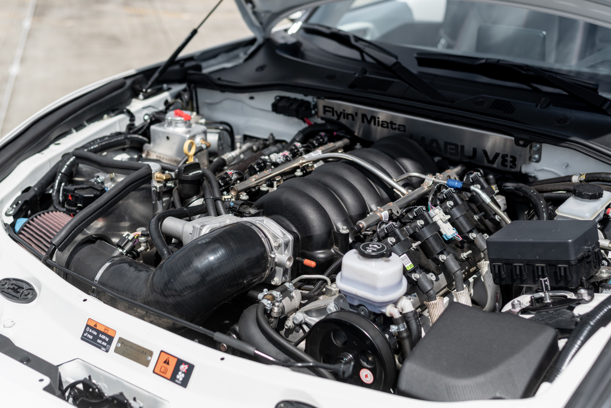 For Sale: 2016 Miata with a LS3 V8 – Engine Swap Depot
