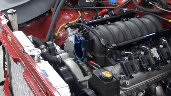 Project Firebolt Toyota Tacoma with a Turbo LSx V8