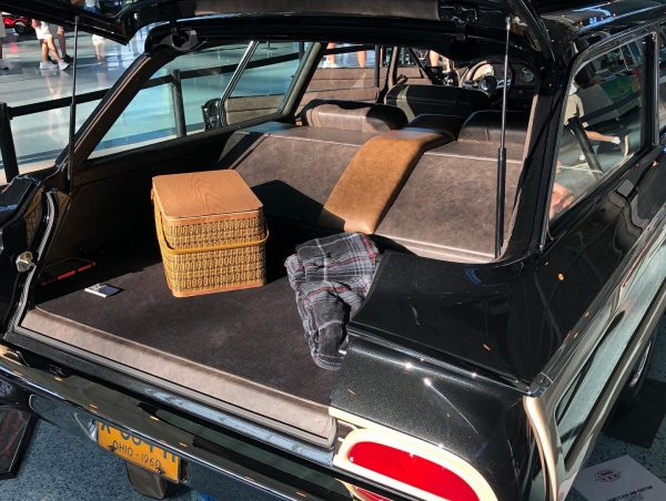 1960 Ford Country Squire Wagon with a Coyote V8