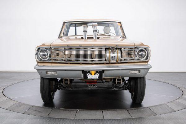 1965 Dodge Coronet with a 511 ci HEMI V8