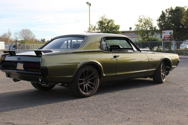 1967 Cougar with a Coyote V8