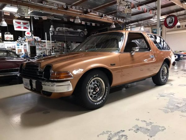 1978 AMC Pacer Wagon with a LS3 V8